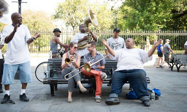 Brass Bands, Beignets and a Little Tomfoolery in New Orleans