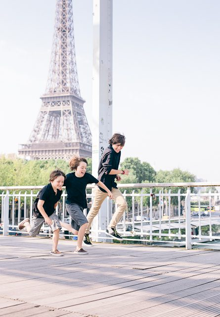 Summer Vacation in Paris, Kid-Style | Vacation Photographer in Paris