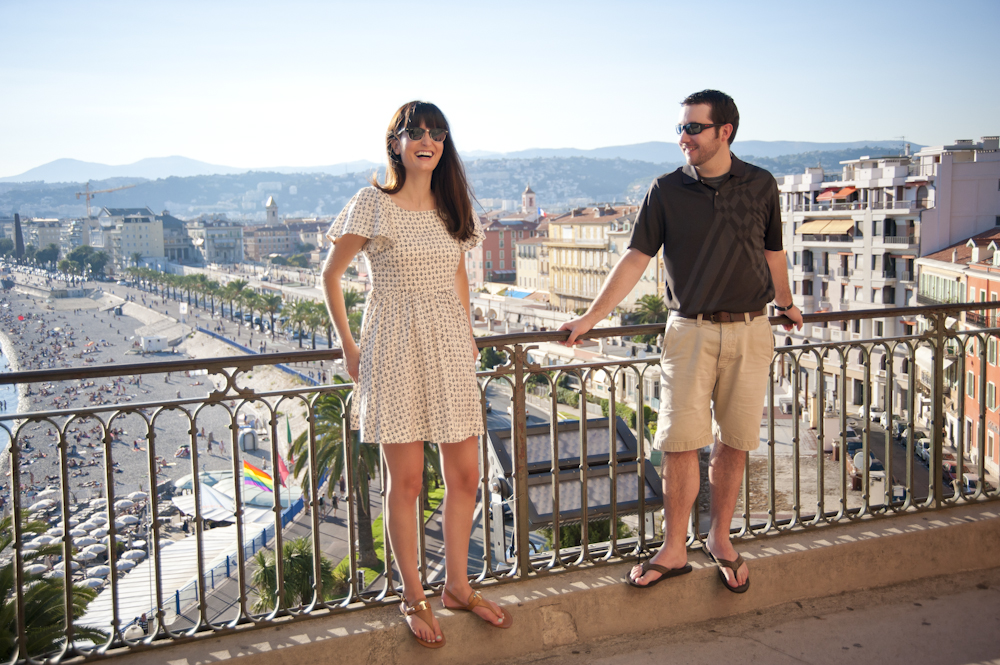 Vacation Photographer in Nice, France. Flytographer. Romantic things to do in Nice. French Riviera.