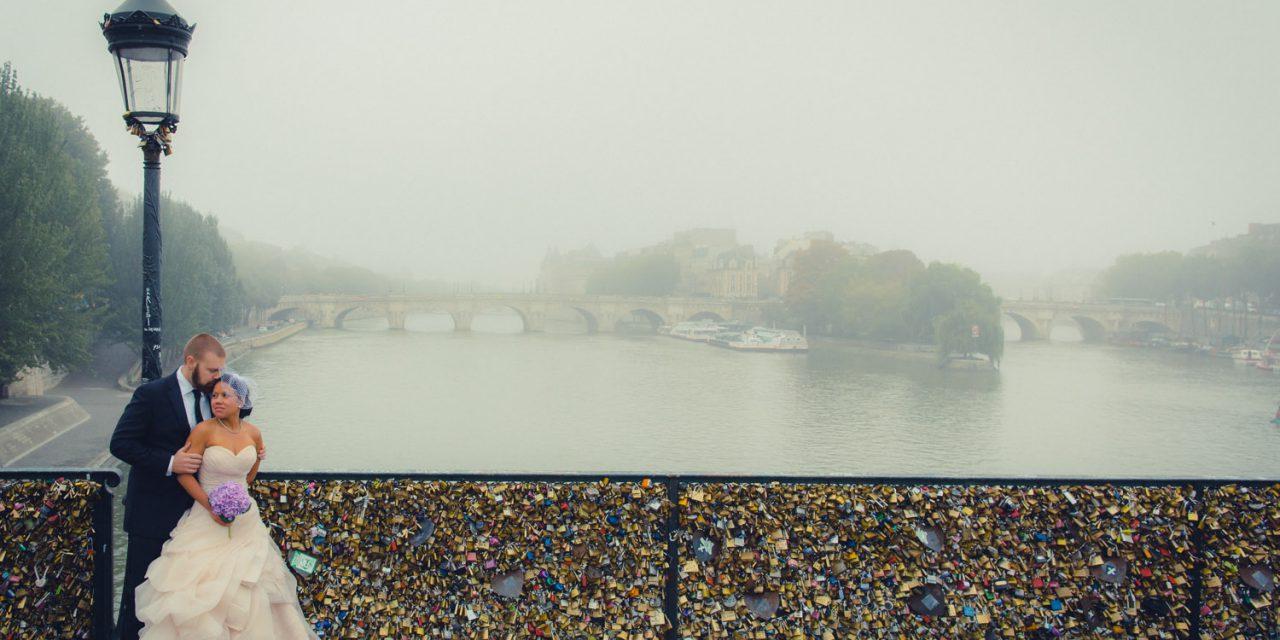 A Fairytale Romp Around Paris… Before The Wedding