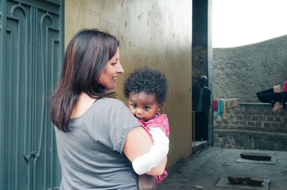 Special Adoption in Addis Ababa