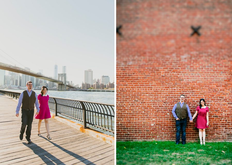 "Top 5 Romantic Spots for Photos in NYC ""Off the Beaten Path""  