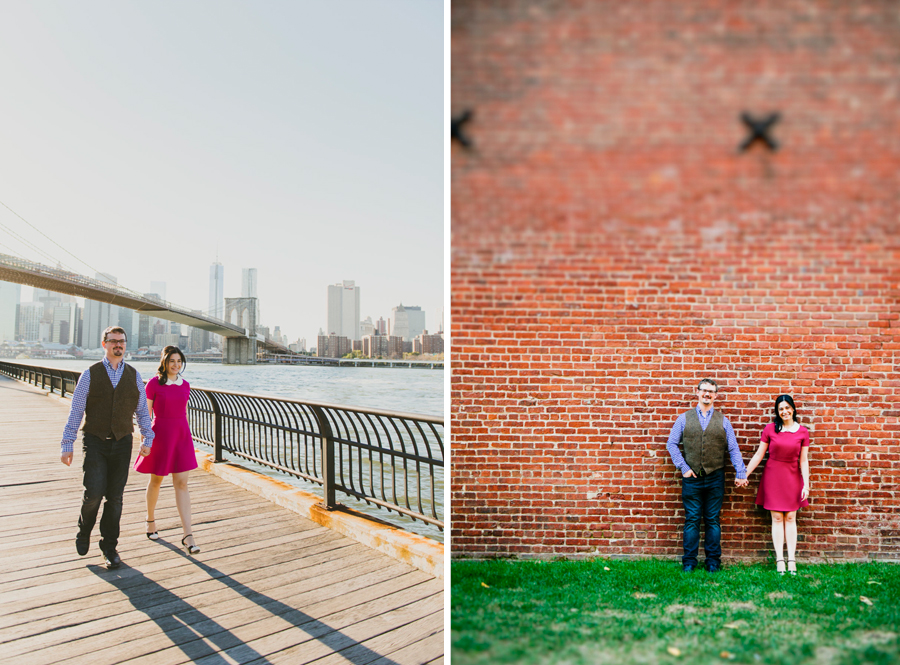 DUMBO/Brooklyn Bridge Park. Photographer: Lauren Colchamiro