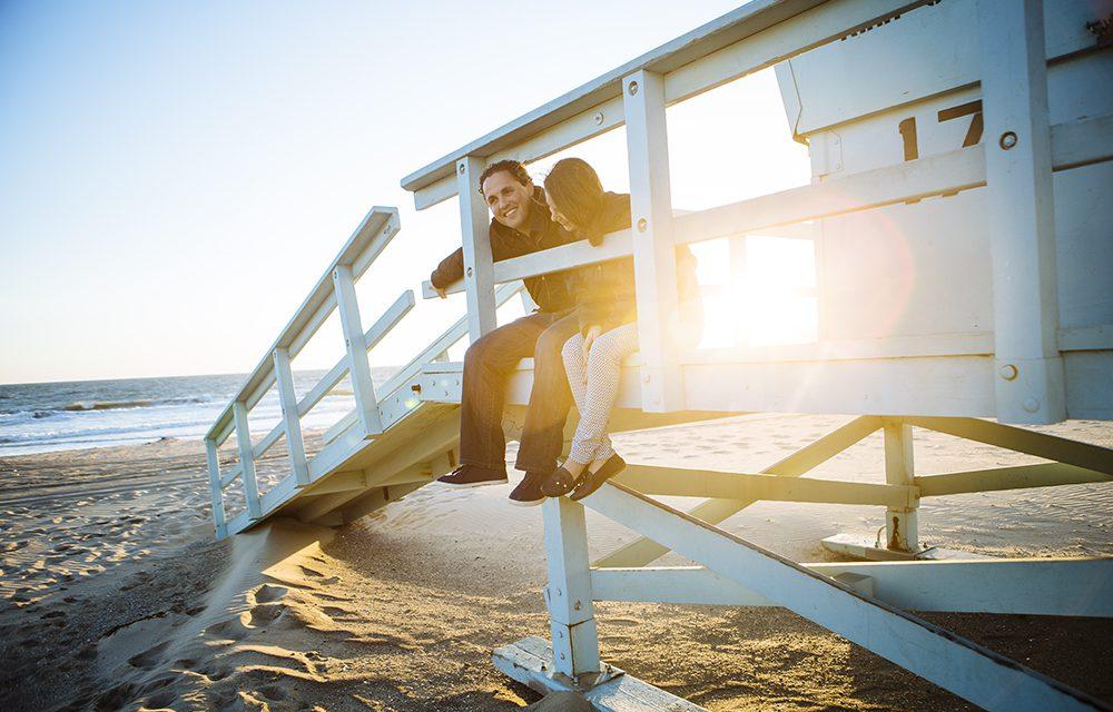 Honeymoon in Santa Monica