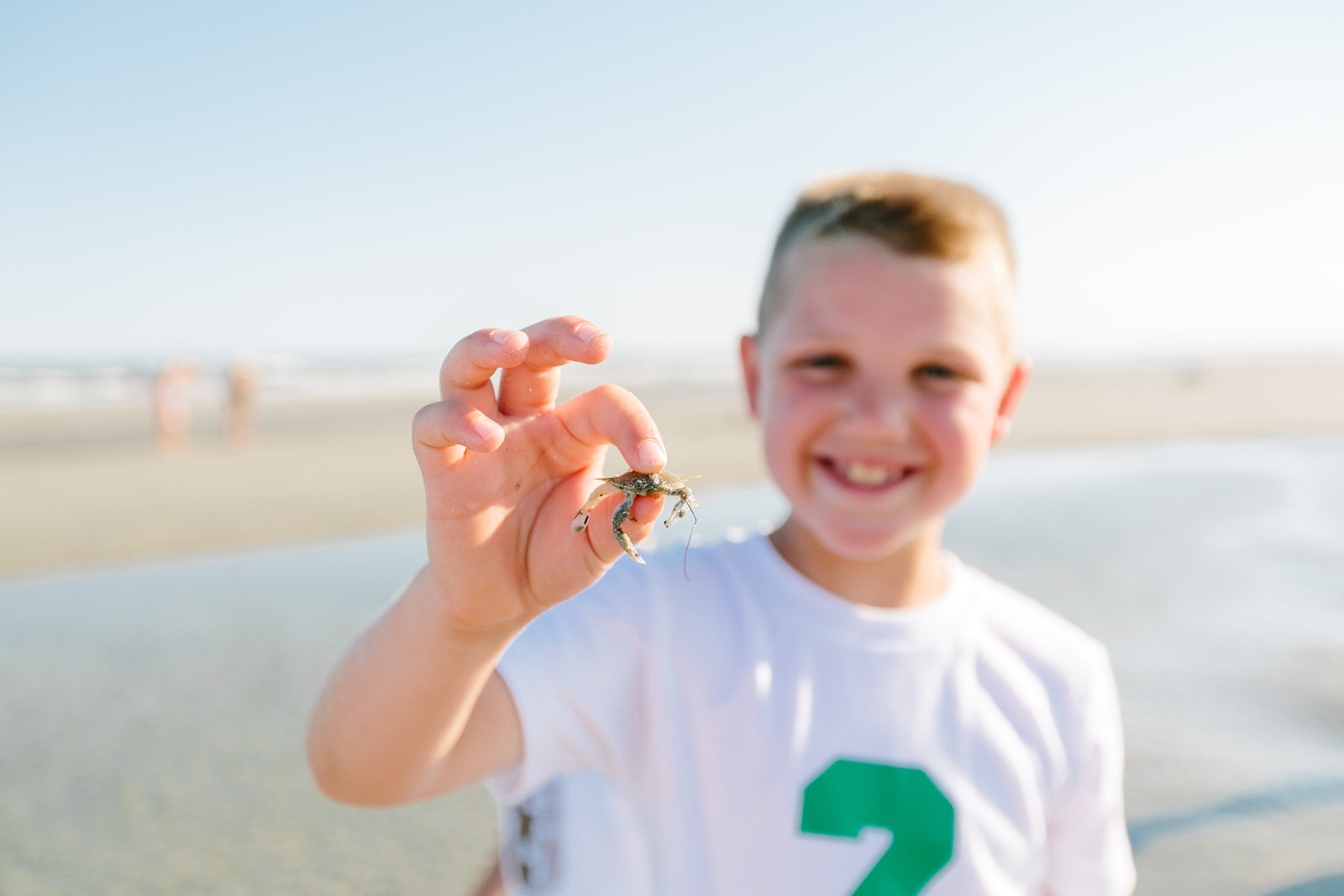 Hermit Crab? Or? Either way, an exciting discovery!