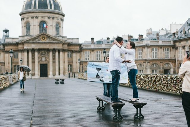 How to Propose in Paris | Proposal Photographer