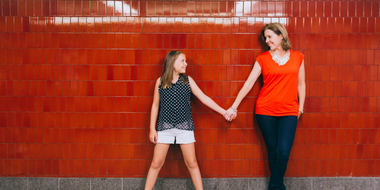 Mom & Daughter NYC Birthday Trip | NYC Vacation Photographer
