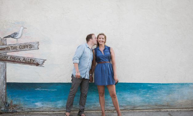 The Best 10th Anniversary Gift is Memories | San Diego Vacation Photographer