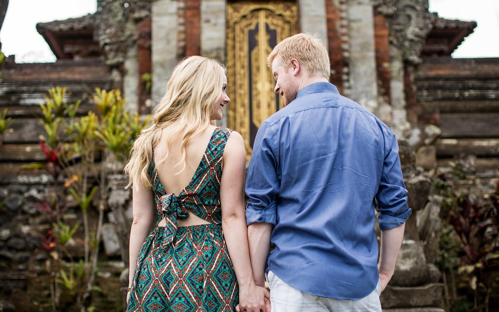 Honeymoon Magic in Bali | Bali Vacation Photographer