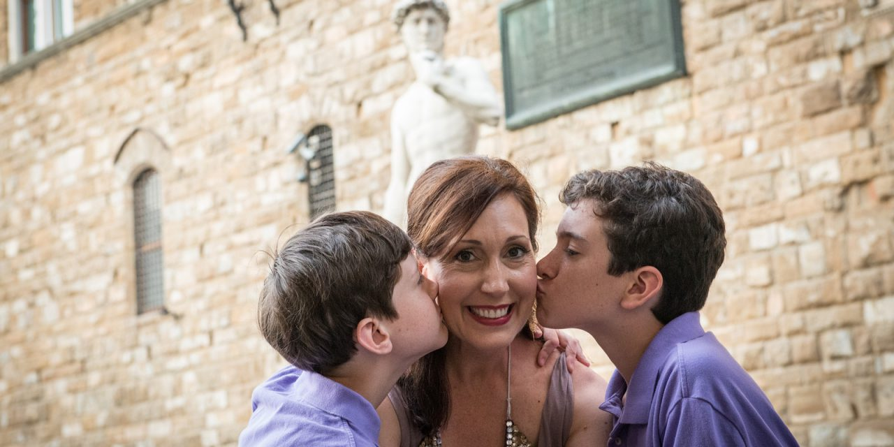 La Dolce Vita Family Style  |  Vacation Photographer in Florence
