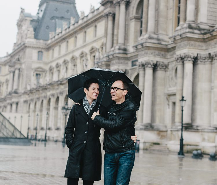 Paris in the Rain | Hire a Paris Vacation Photographer