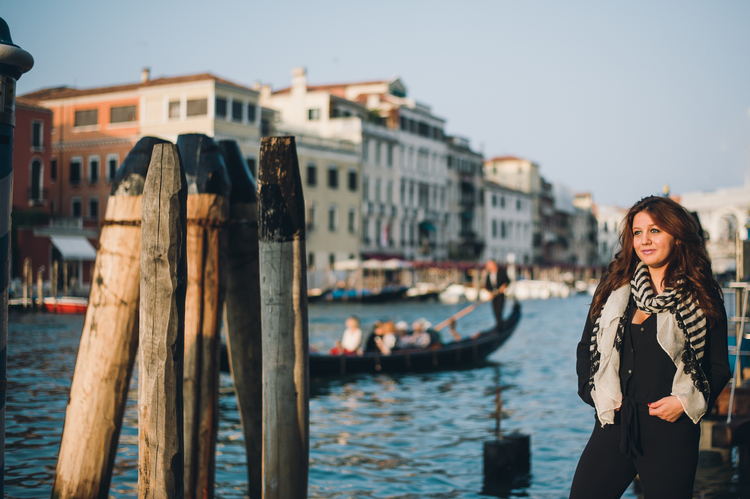 Flying Solo on the Grand Tour | Venice Vacation Photographer