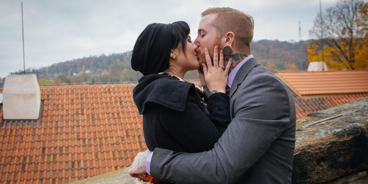 Popping the Question in Prague
