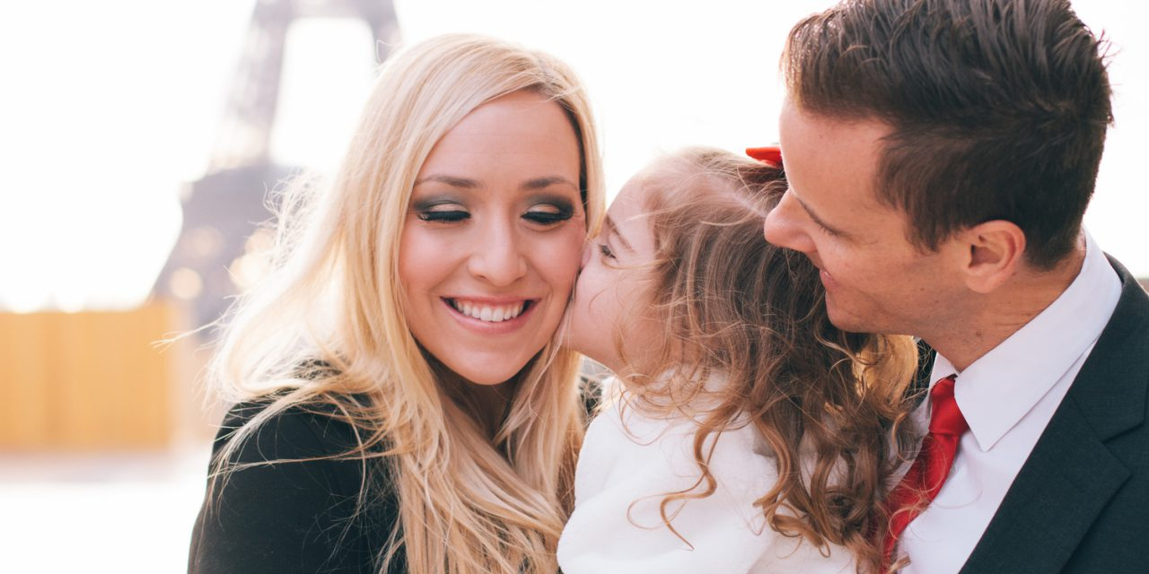 Beautiful Family Memories | London & Paris Vacation Photographer
