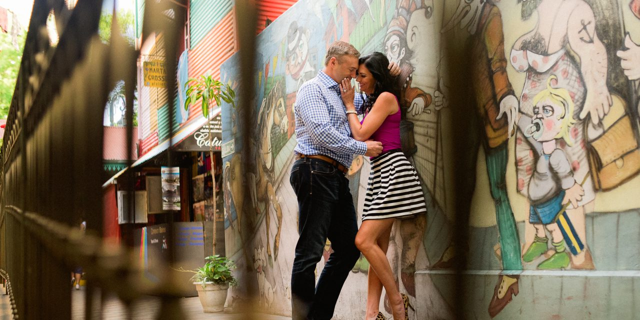 Capturing Engagement Memories in Buenos Aires | Argentina Engagement Photographer