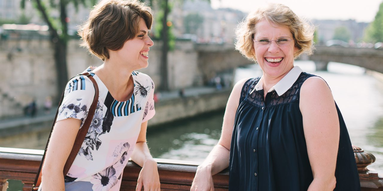 Mother Daughter Bond Around the World | Paris Vacation Photographer
