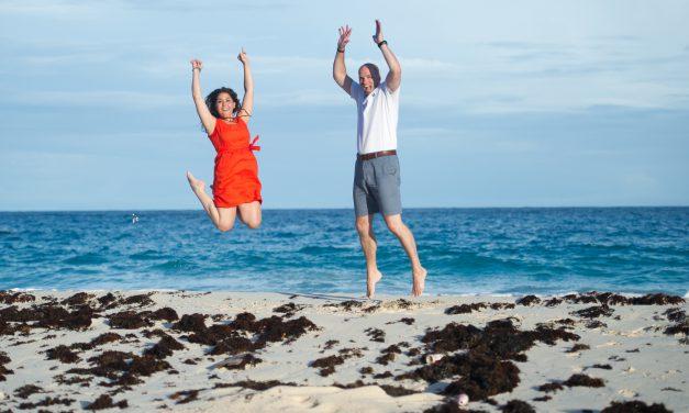 Anniversary in Paradise | Bermuda Vacation Photographer