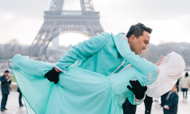 Dancing through Europe | Paris & Rome Honeymoon Photographers