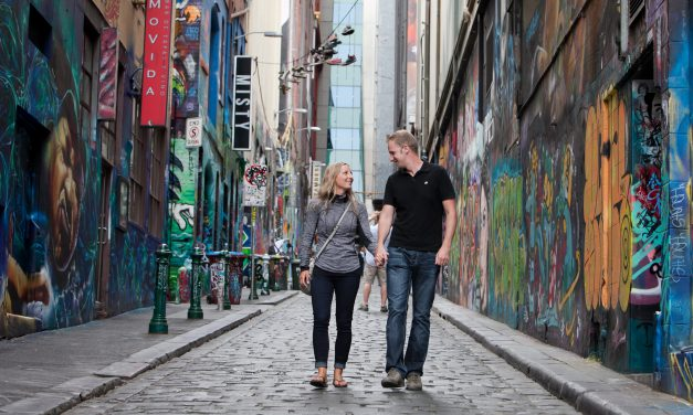 Top 5 Graffiti Laneways in Melbourne | LOCAL SCOOP: Flytographer Vacation Photographer