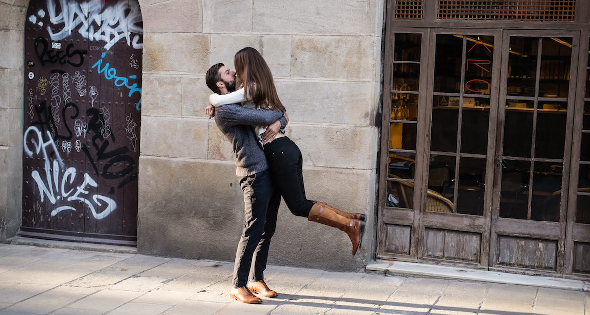 Capturing Timeless Engagement Photos in Barcelona