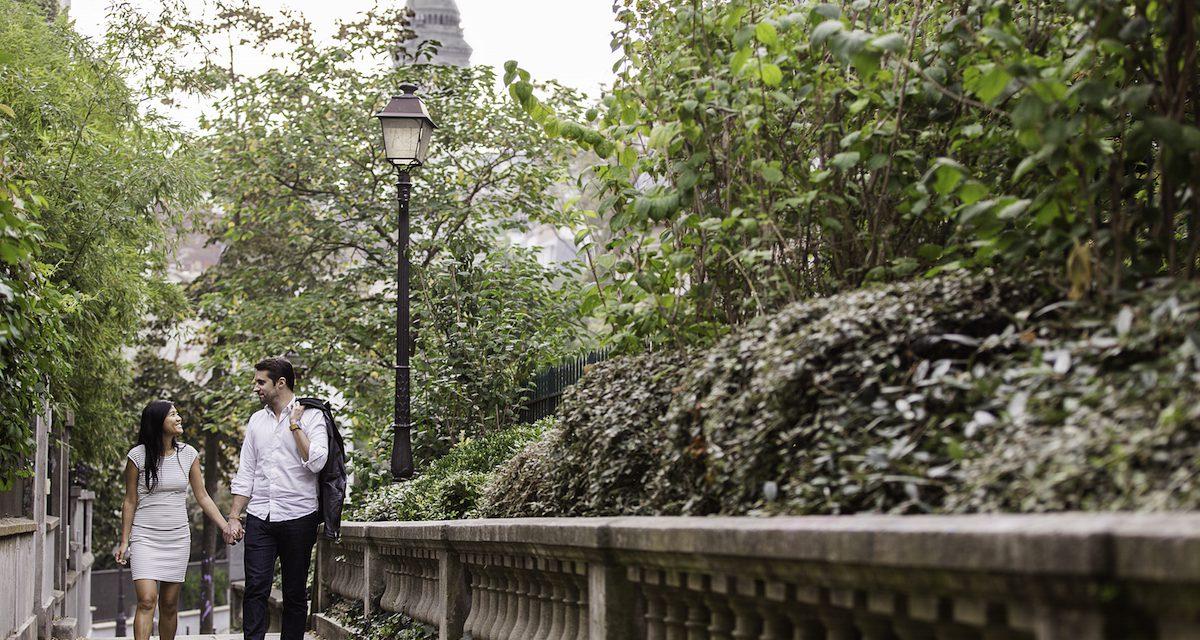 Top 5 Romantic Strolls in Paris | LOCAL SCOOP: Flytographer Vacation Photographer