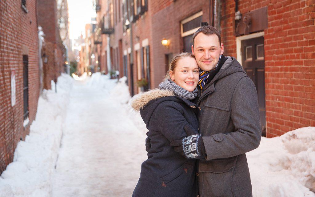 Frozen Ground, Warm Hearts in Boston