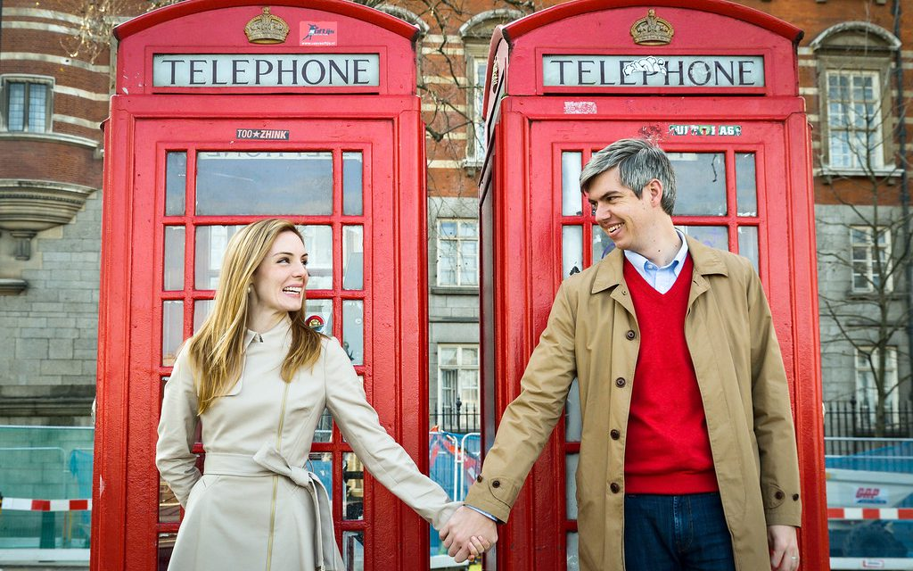 A Chic London and Paris Honeymoon