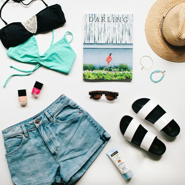 Top 5 Travel Essentials: Beach