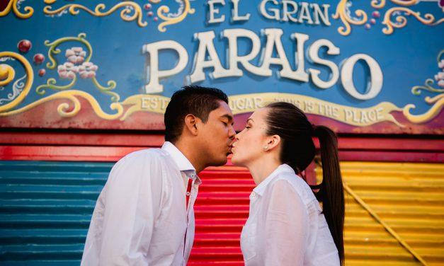 Full Circle Romance | From Proposal to Honeymoon