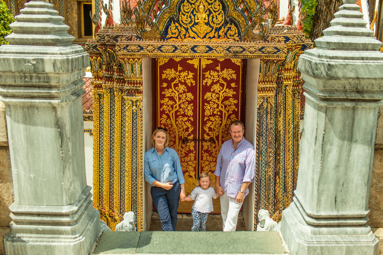 Family Adventure in Bright and Beautiful Bangkok | Bangkok Vacation Photographer