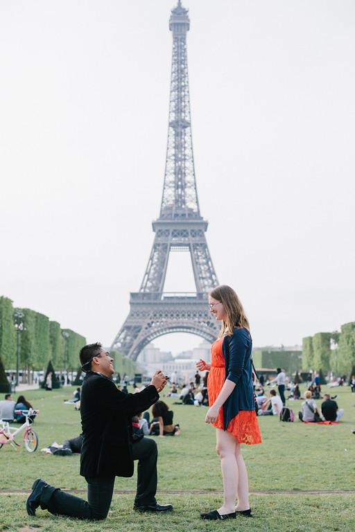 Top 5 Eiffel Tower Spots for a Surprise Proposal - Blog ...