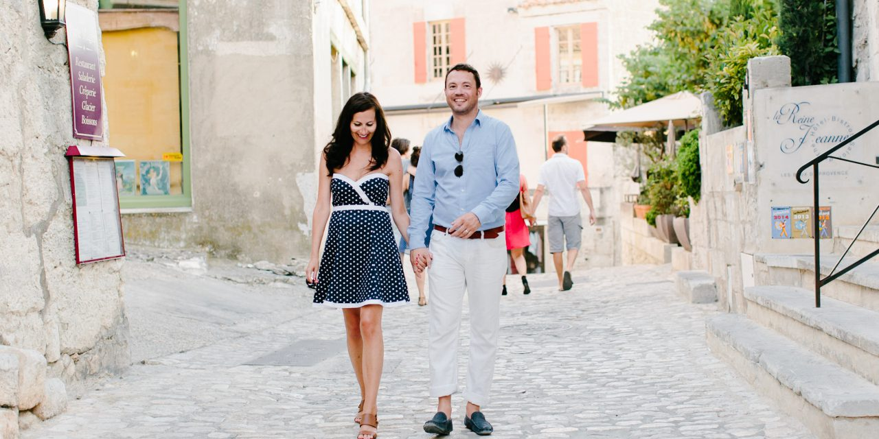 A Stunning Anniversary Celebration in Provence | Provence Vacation Photographer