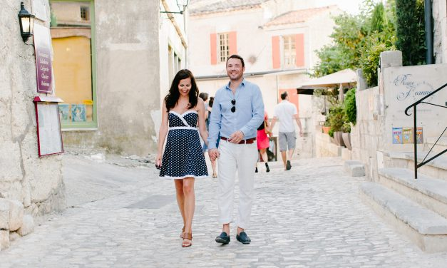 A Stunning Anniversary Celebration in Provence   Provence Vacation Photographer