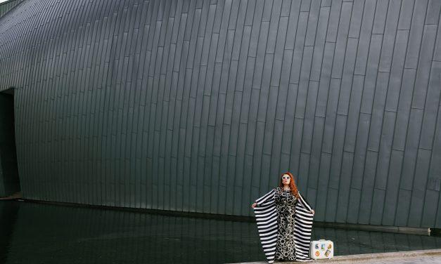 Mid-Century Modern Glam in Helsinki with First Class Belongings