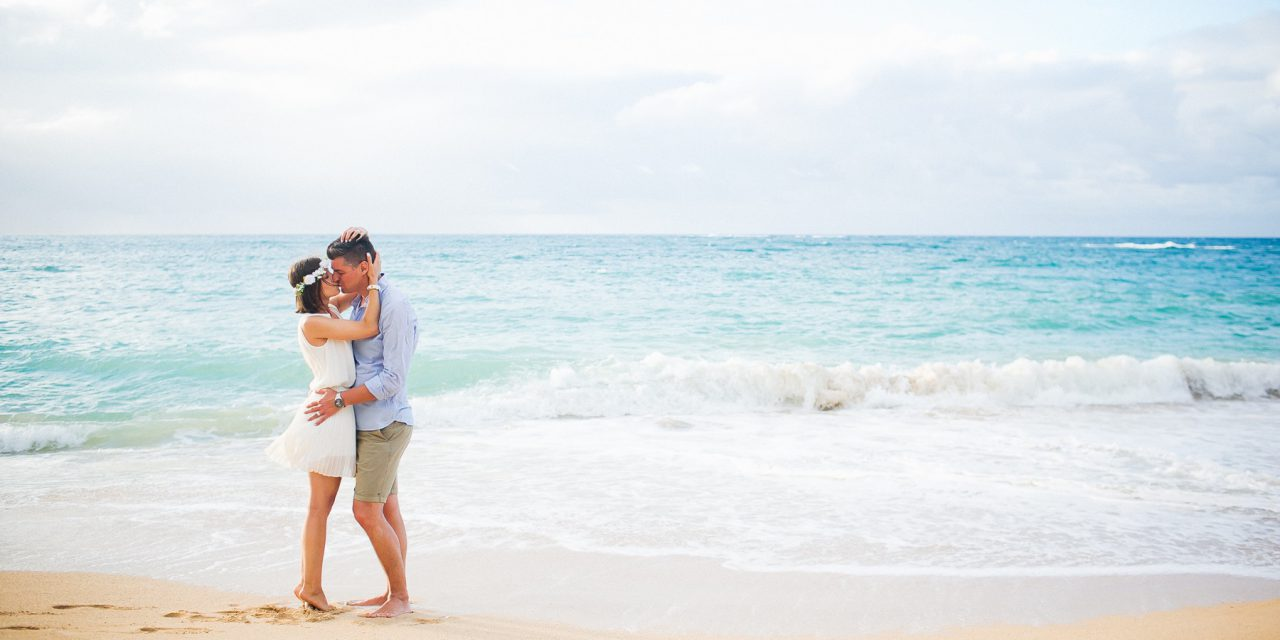 A Beachy Surprise Birthday Shoot | Maui Vacation Photographer