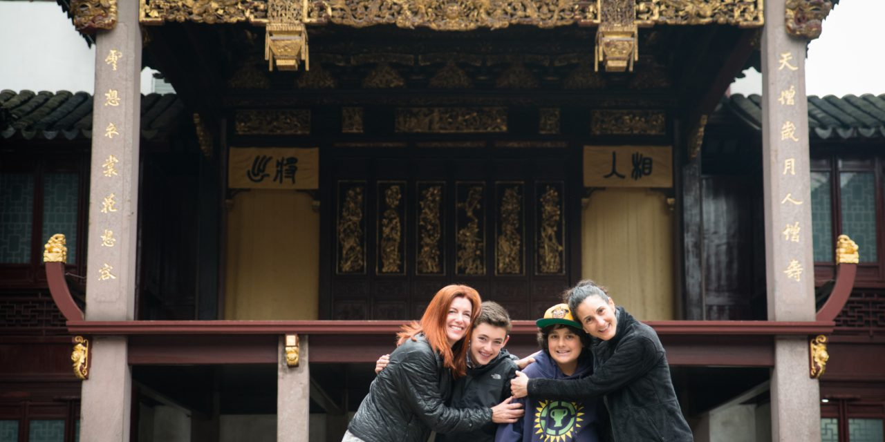 Family Adventure in Shanghai with Ciao Bambino | Shanghai Vacation Photographer