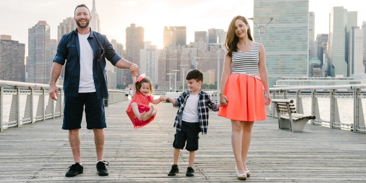 Family Getaway in the Big Apple | New York City Vacation Photographer