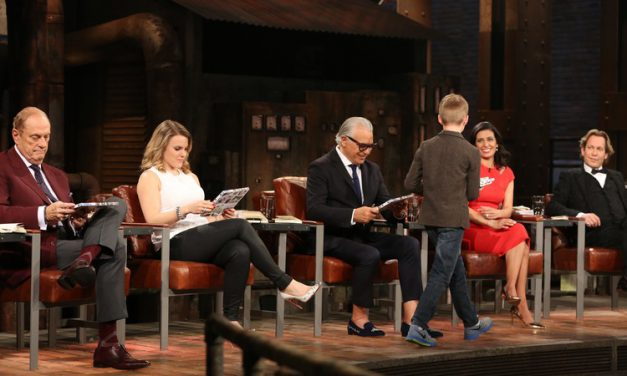 What It Was Like Pitching Flytographer on Dragons' Den