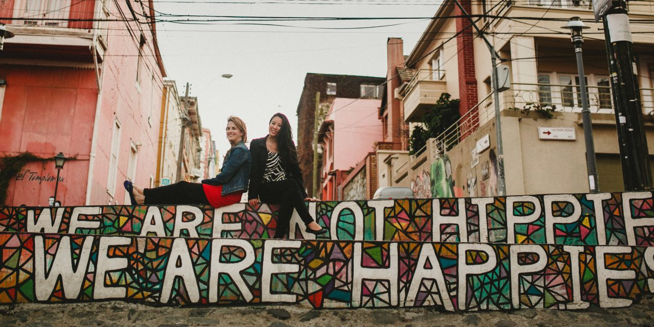 Furry Friends and Funky Street Art in Valparaiso