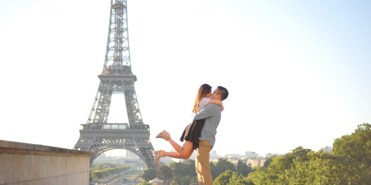 A Surprise Babymoon in Paris