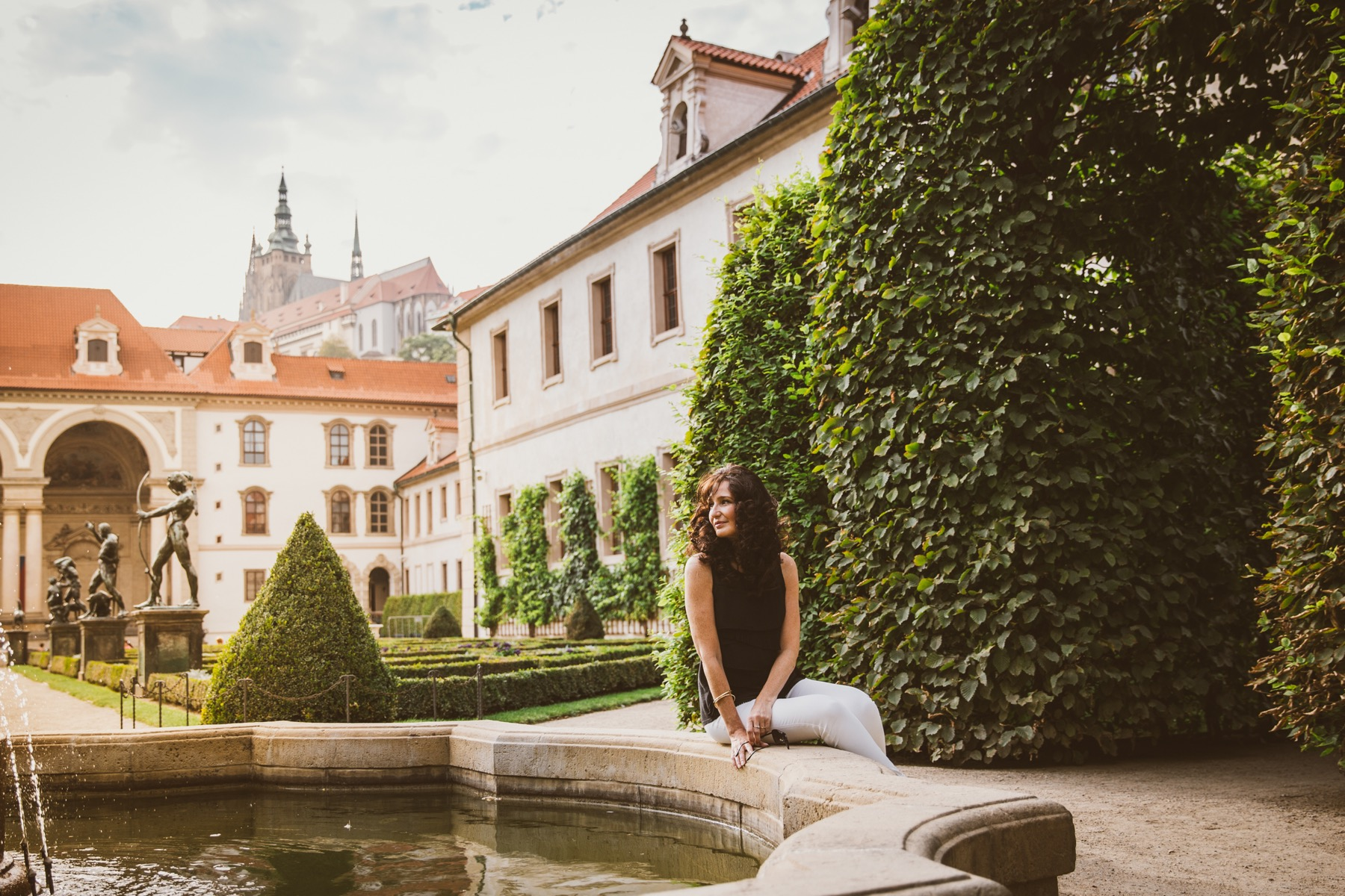 Flytographer:  Eliska in Prague