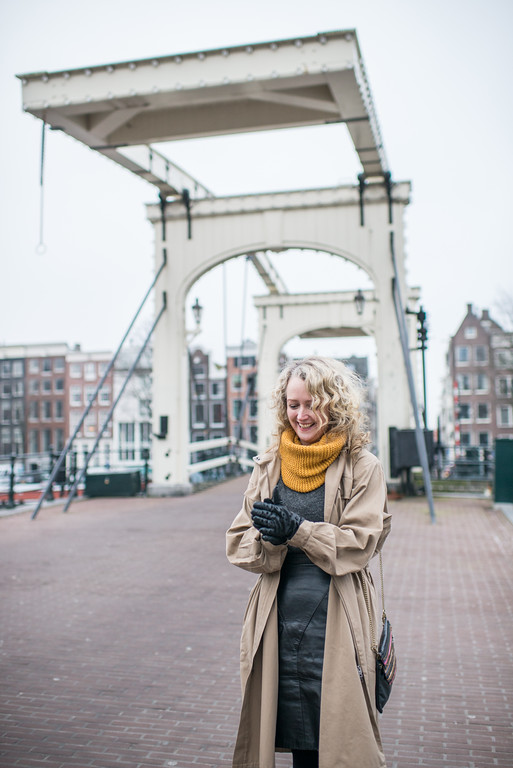 Flytographer:  Louise in Amsterdam