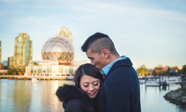 She Said Yes! | Vancouver Proposal Photographer