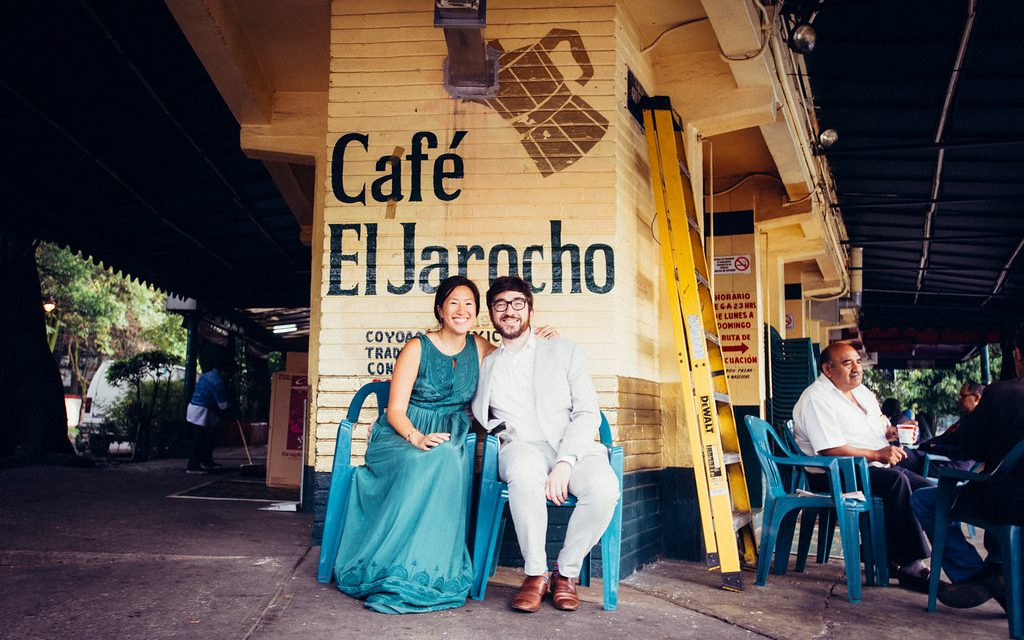 Food & Fun at La Merced | Mexico City Vacation Photographer