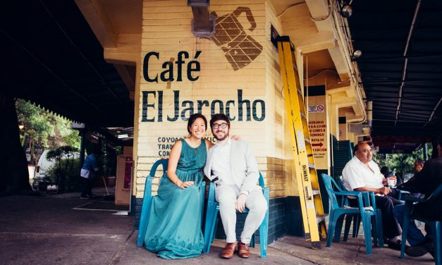 Food & Fun at La Merced | Mexico City Vacation Photographer