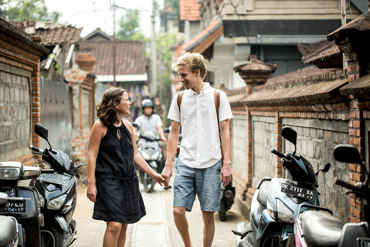 A Healthy Honeymoon in Ubud | Bali Vacation Photographer