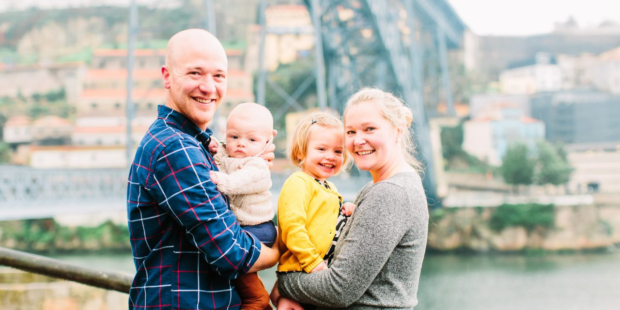 Love & Family in Porto   Porto Vacation Photographer