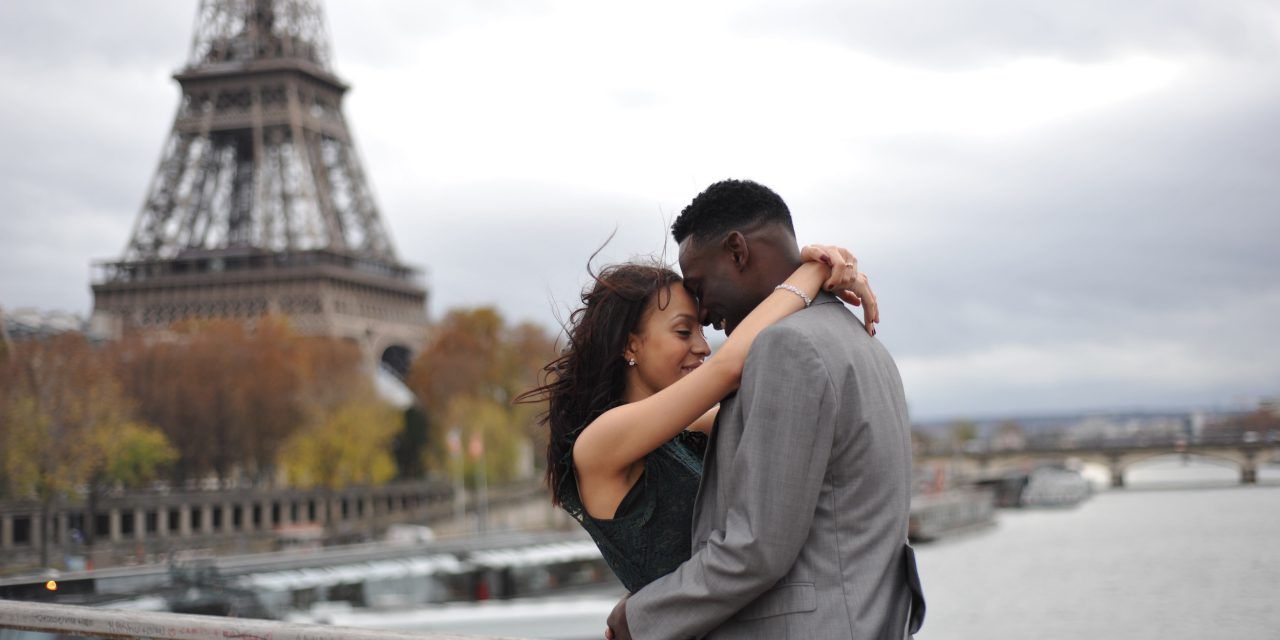 Picture Perfect Proposal in Paris | Paris Vacation Proposal Photographer