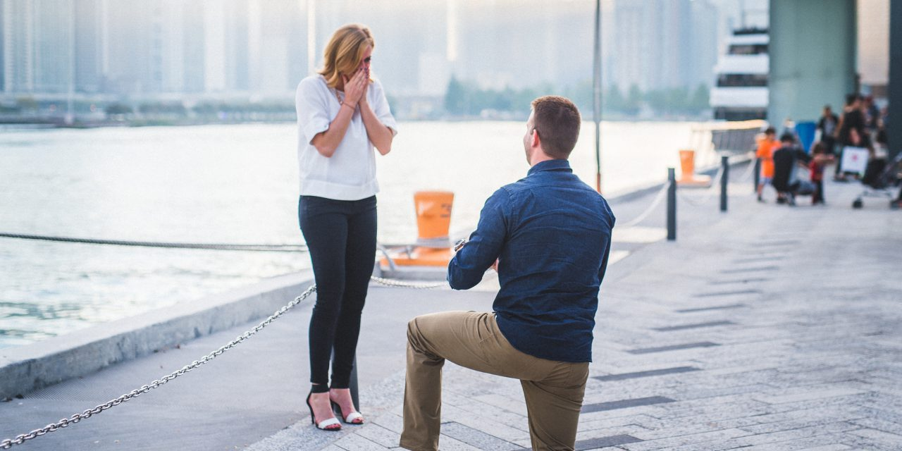 Proposal with a View in Chicago