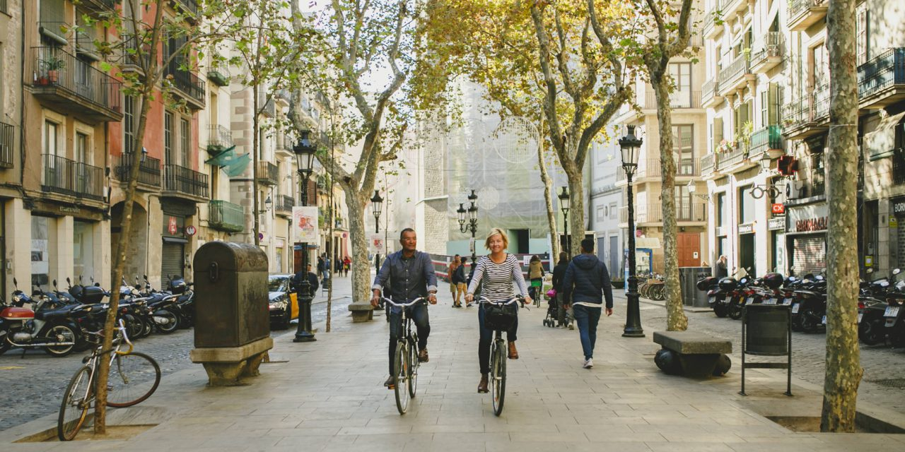 Bicycling Through Barcelona with The Pedaler Cycle Tours | Barcelona Vacation Photographer